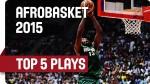 Afrobasket: le Top 5 des demi-finales