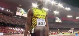 Insolite : quand Usain Bolt célèbre son titre « à la LeBron James »