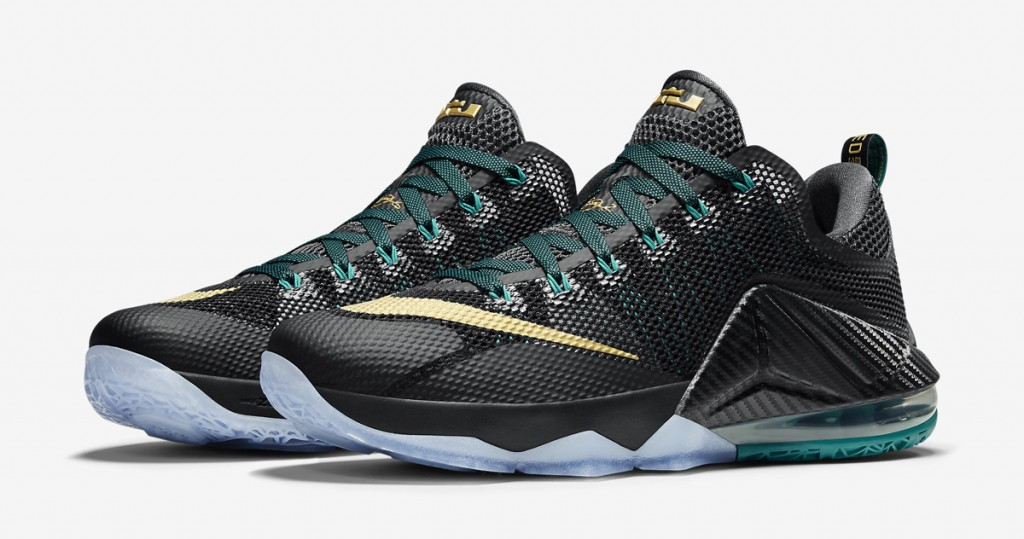 chaussures nike lebron xii low carbon fiber
