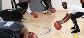 NBA Africa Game : Chris Paul surpris et ému par l'amour du jeu des jeunes