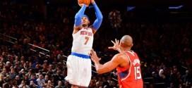 Compilation: les 61 tirs à trois points de Carmelo Anthony en 2014-15