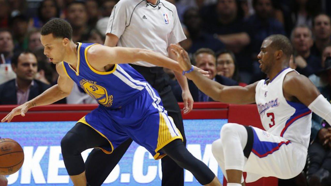Compilation NBA: les crossovers et cassages de chevilles de la saison