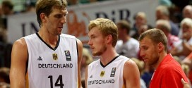 Dirk Nowitzki sur l'Eurobasket à Berlin: «ça va être fun»