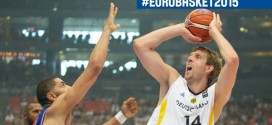 Eurobasket: l'Allemagne dévoile son groupe de 12 joueurs