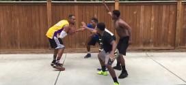 Kobe Bryant adore son imitation