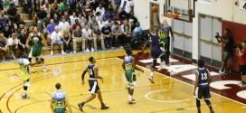 La photo du jour: Isaiah Thomas contre le dunk de Trevor Ariza !