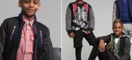 Les fils de LeBron James et Carmelo Anthony mannequins pour Sean John