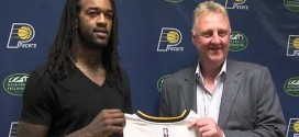 Les Pacers vont s'entretenir avec Jordan Hill suite à son arrestation