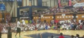 Vidéo : Michael Jordan surclasse Jimmy Butler dans un concours de shoot