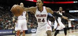 Kent Bazemore : « Essayer d'être un des meilleurs défenseurs NBA »
