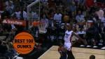 Le Top 100 dunks de la saison par la NBA !