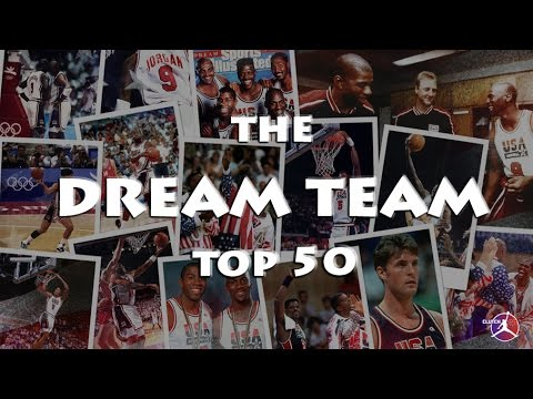 Le Top 50 de la Dream Team 1992