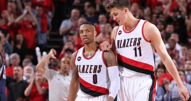 Blazers : Meyers Leonard veut être co-leader avec Damian Lillard