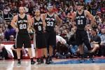 Les Top 10 de la saison des Spurs, Pelicans et Mavericks