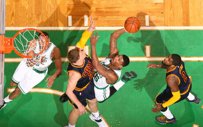 Les Tops 10 de la saison des Celtics et des Raptors