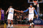 Les Tops 10 de la saison des Knicks et des Sixers