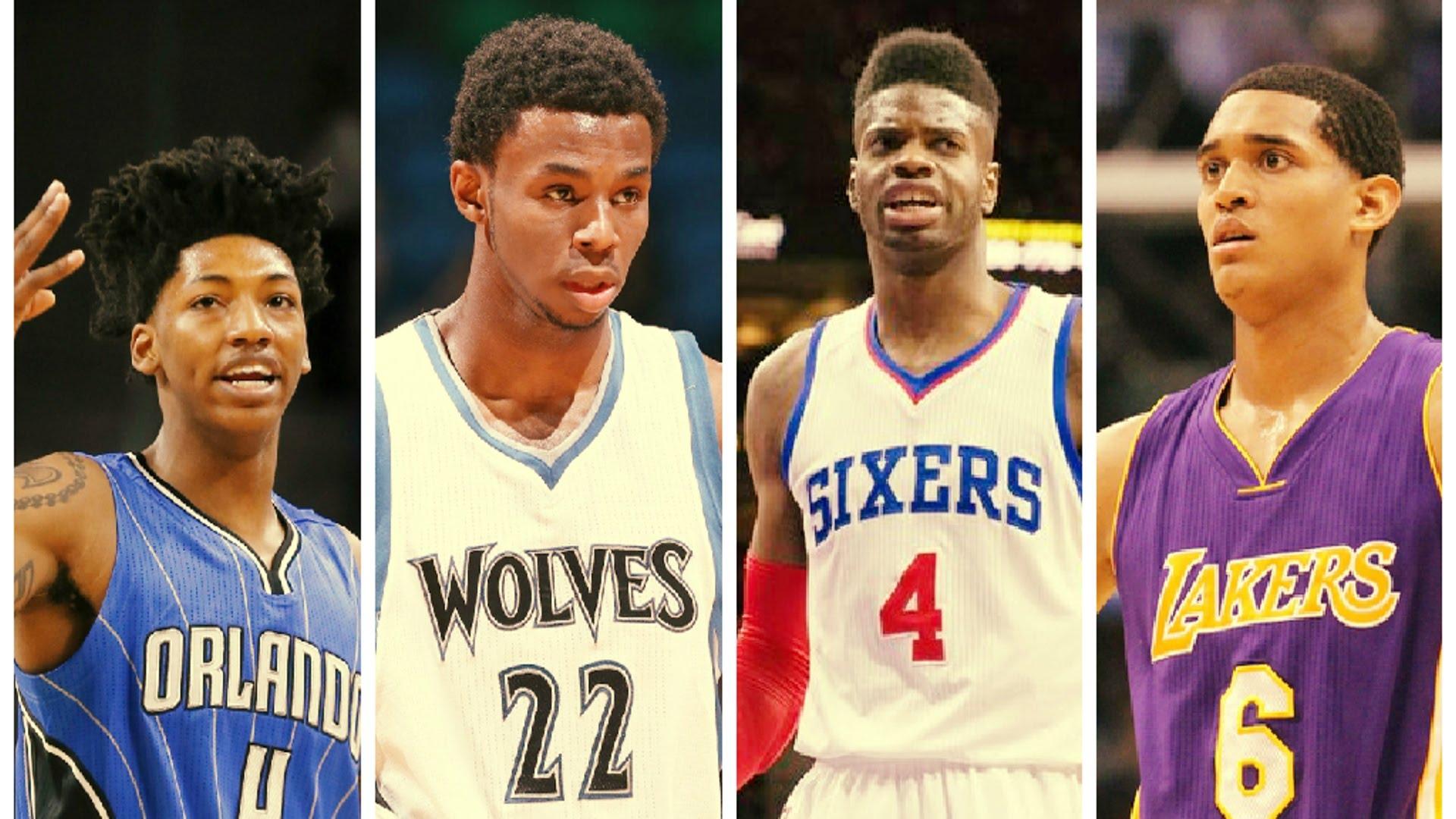 Mix: le meilleur des rookies lors de la saison 2014-15
