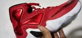 Kicks: un nouveau coloris des Nike LeBron 13 fuite