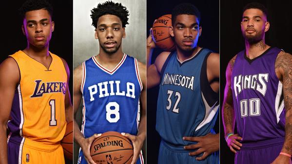 rookies nba