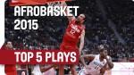 Top 5 Afrobasket: le poster deMichael Gbinije; le Show tunisien