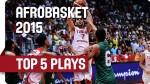 Top 5 Afrobasket: un game winner, un poster et un contre clutch