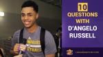 Vidéo : 10 questions insolites à D'Angelo Russell