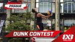 Vidéo : le Dunk Contest du FIBA 3×3 World Tour – Prague