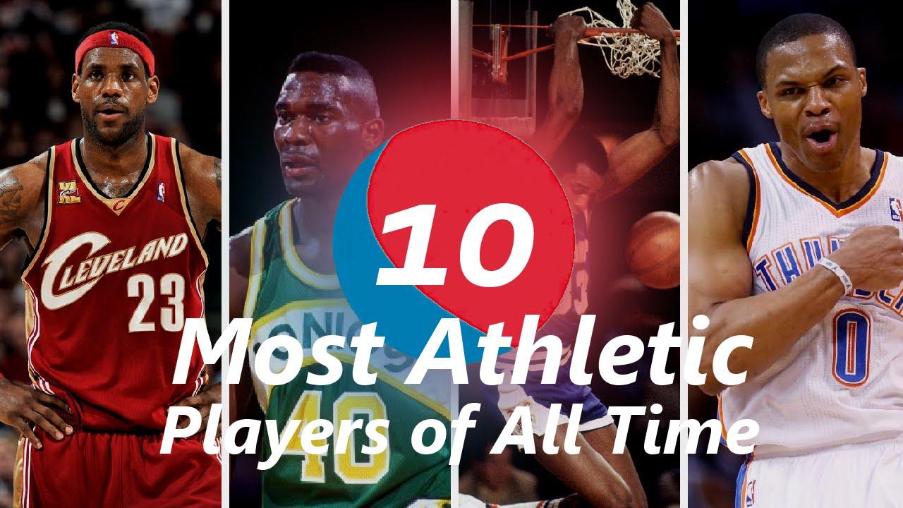 Vidéo: le top 10 des joueurs NBA les plus athlétiques de l'histoire