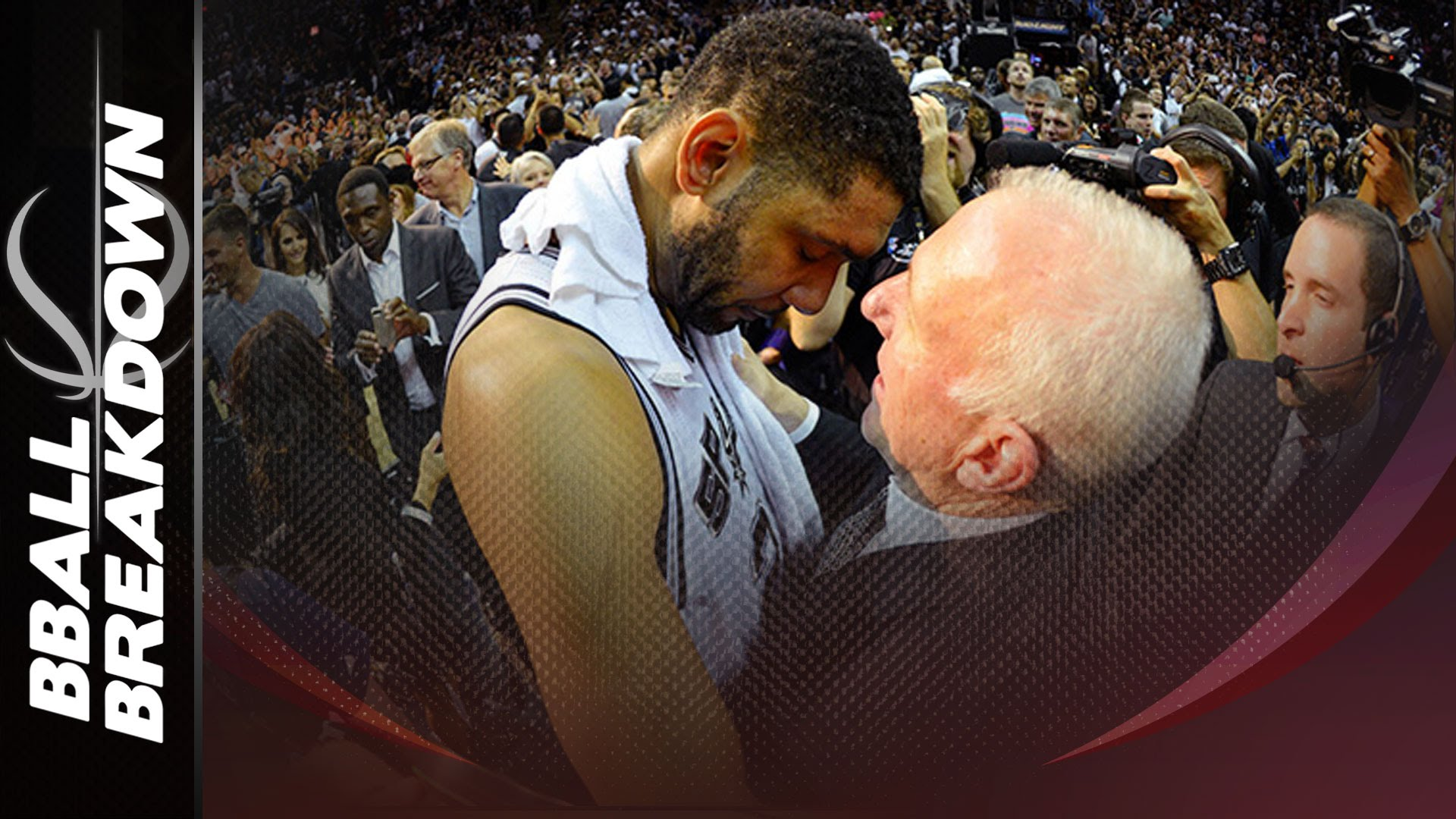 Vidéo : l'évolution de l'attaque des Spurs de 1999 à 2014