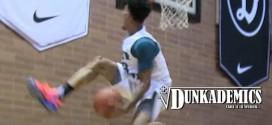 Vidéo : Michael Purdie remporte le Drew League Dunk Contest