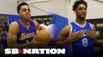 Vidéo: quand les rookies imitent les stars NBA