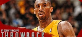Vintage: en 2007 Kobe Bryant scorait 65 points face aux Blazers
