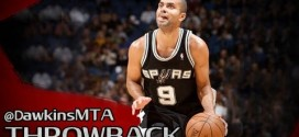 Vintage: en 2008 Tony Parker plantait 55 points aux Wolves