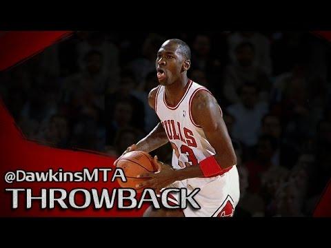 Vintage: quand Michael Jordan plantait 53 points aux Blazers en 1987