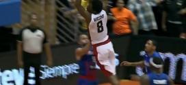 Vidéo : Andrew Wiggins postérize J.J. Barea !