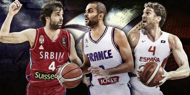 Programme du jour: C'est parti pour l'Eurobasket !