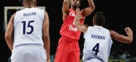 Championnat des Amériques: le Canada pulvérise Cuba; Le Mexique solide face au Brésil