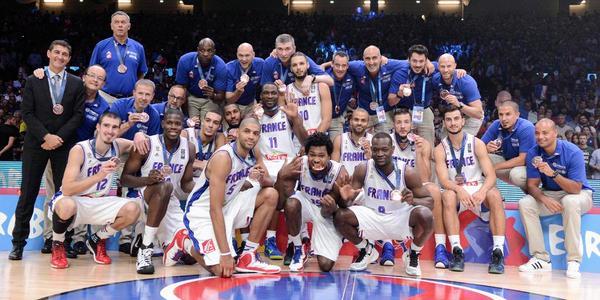 Equipe De France médailles