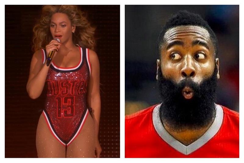 Harden-Beyonce
