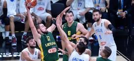Les highlights deJonas Valanciunas contre l'Italie:26 points à 11/13 et 15 rebonds