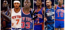 Playoffs des légendes, 1st round – choisissez entre Pistons et Knicks