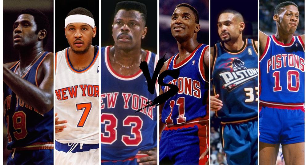 Knicks Pistons