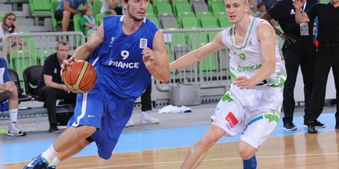 Eurobasket: Léo Westermann appelé en équipe de France !