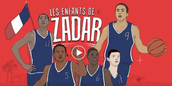 Docu: «Les enfants de Zadar» par L'Equipe