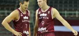 Eurobasket: la Lettonie dévoile son effectif