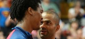Mickaël Gelabale: «Avec Tony Parker on se sent invulnérable»