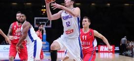 Les highlights de Nando De Colo face à la Serbie: 20 points en 23 minutes