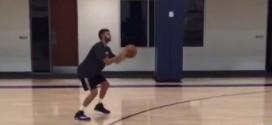 Vidéo: un nouvelle mécanique de shoot pour Ricky Rubio ?