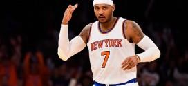 Carmelo Anthony pense pouvoir être au top pendant encore 4 ou 5 ans