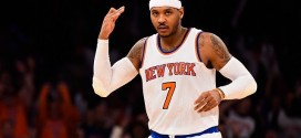 Carmelo Anthony ne demandera pas son transfert